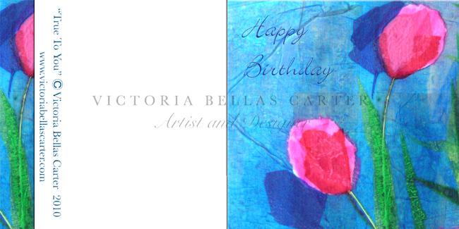Happy Birthday 'True To You'