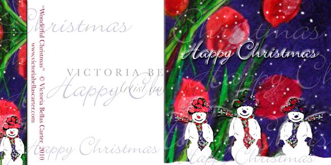 'Wonderful Christmas'