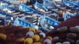 Essauoira - fishing nets