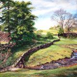 SCALHAW BRIDGE TO THOMSON'S FARM