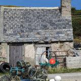 118. Potaí Gliomaigh, Oliéan Chléire; Lobster Pots, Cape Clear Island