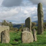 100. Kealkil Stone Circle, West Cork