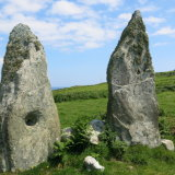 109. Marriage Stones, Cape Clear Island