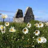 103. Temphall Bheanin, St Benin's Church, Aran Islands