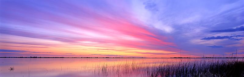 Boga sunset