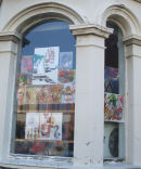 LLANDUDNO MUSEUM WINDOW PROJECT- Several Workshops, Masterclass, Precious Things Project