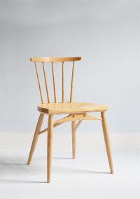 Clissett side chair in ash designed by Koji Katsuragi