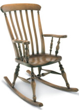 SF33R FARMHOUSE ROCKING ARMCHAIR  The Rocking Chair version of the Farmhouse Armchair. Every tradition