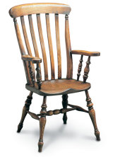 SF33 FARMHOUSE ARMCHAIR   This is a slightly higher version of the Farmhouse Carver.