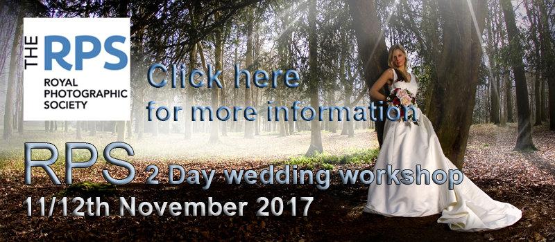 RPS Wedding Workshop November 17