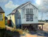 The Tin Beach Hut