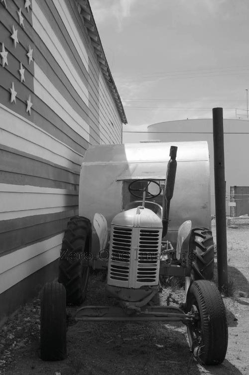 Tractordesat