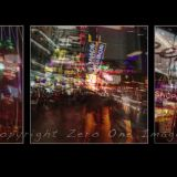 Vegas Strip Tryptych