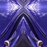 blue fender