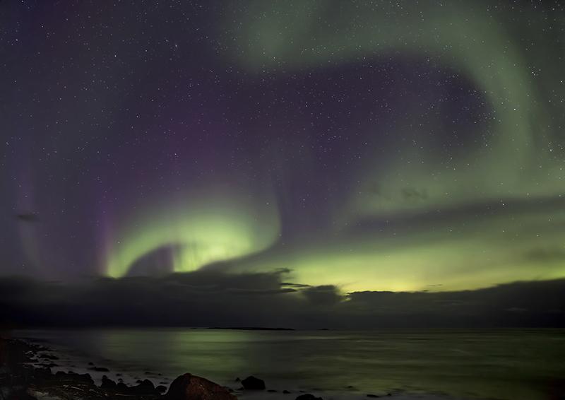 Lofoten-Aurora
