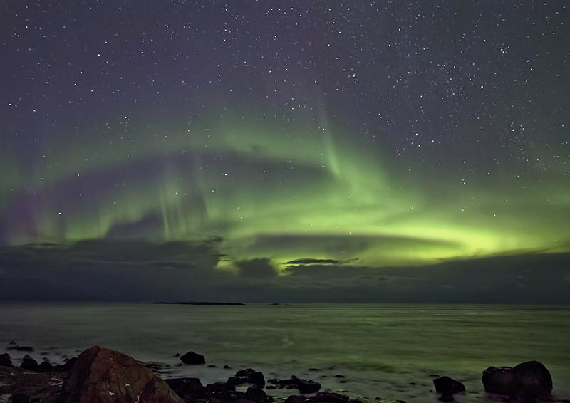 Lofoten-Night