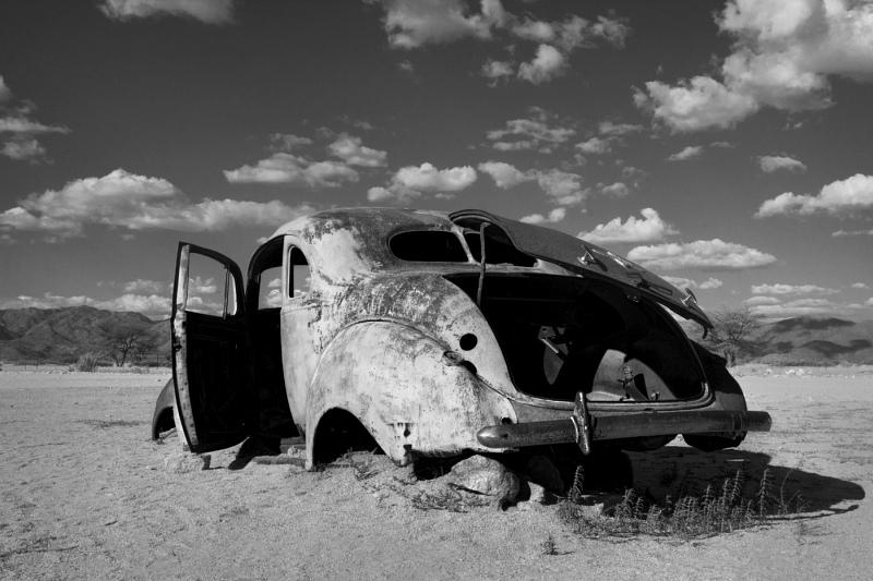 5 End of the Road by Lisa Bukalders