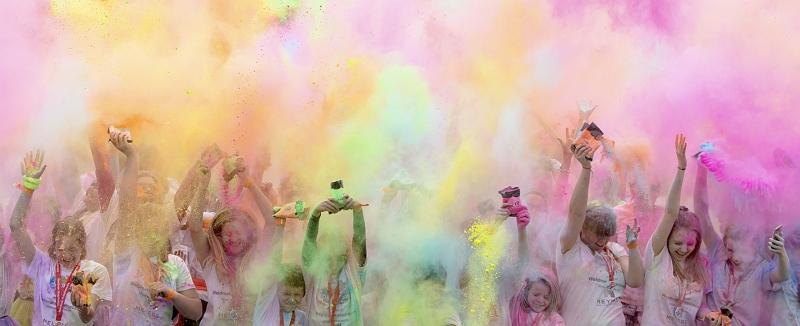 Colour Fun by Martin Davenport