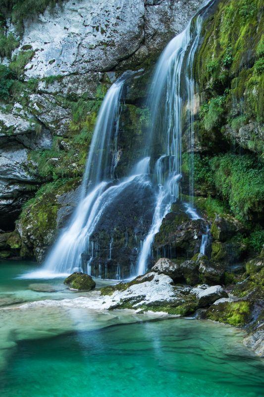 Cool Waters by Annette Beardsley