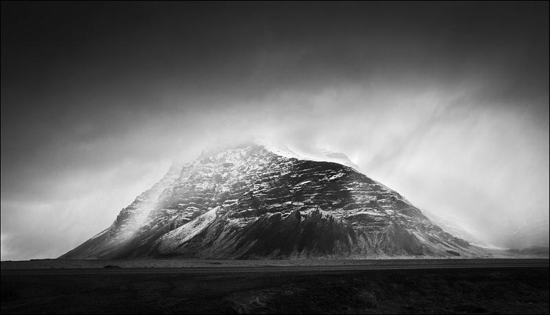 Incoming Snow by John Tilsley