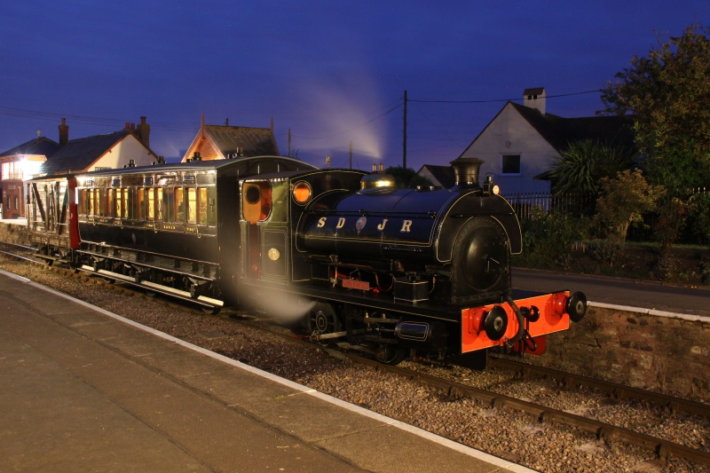 Kilmersdon on The Sunset Shuttle by Fred Worth