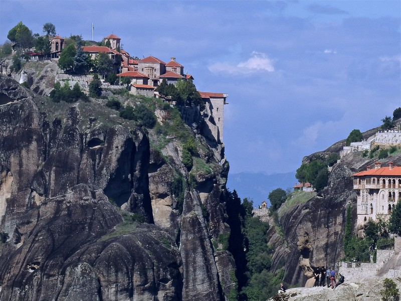 Meteora Greece by Michael Martin