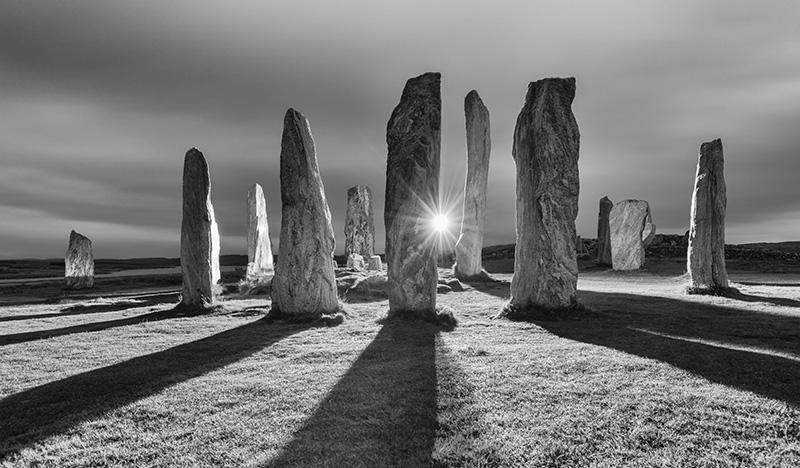Standing Stones by Rob Bridge (LRPS Panel)