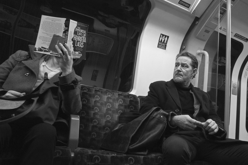 Story on the Tube by Neil Crick