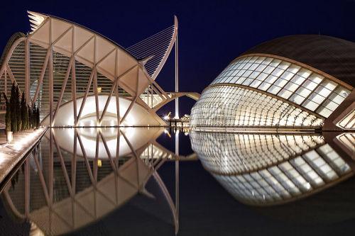 Valencia City of Arts & Sciences