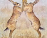 NEW - The Fighting Tem O'Hares 60x54cms