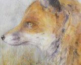 Redwald - Red Fox 43x31cm
