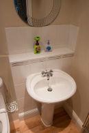 A new sink & tiles