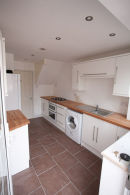 awaiting decoration  a fresh clean look with solid country beach worktops
