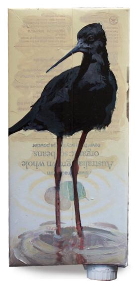 black stilt