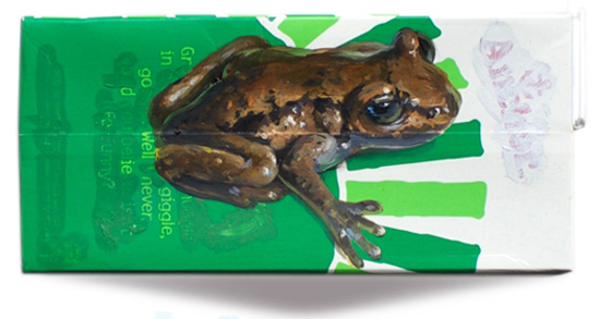 Hamilton's Frog