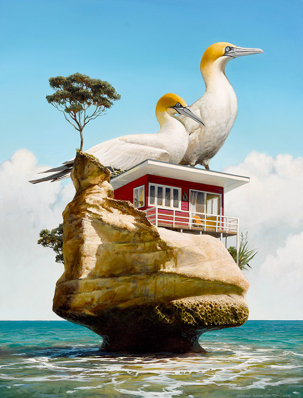 gannet rock