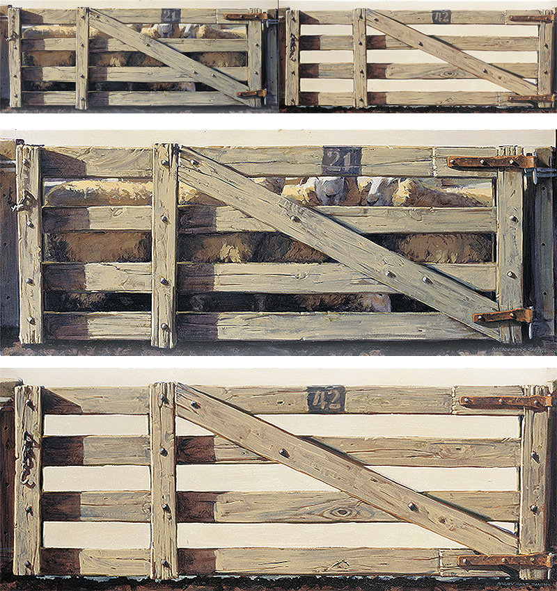gates 1 & 2