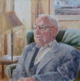 Duncan - oil on canvas