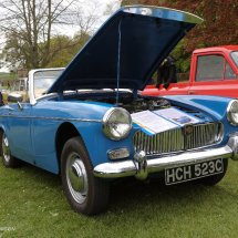 Wallington Hall Car Show 15th May 2016-8889