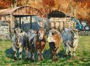 Autumn on the Farm    Sold