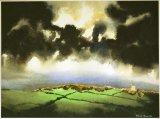 Storm Clearing the Landscape   385x285mm    £35 inc P&P
