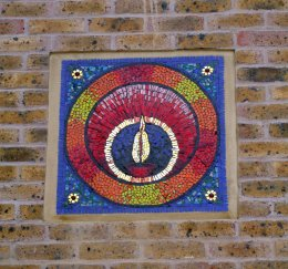MPMC candle panel installed DSC05040