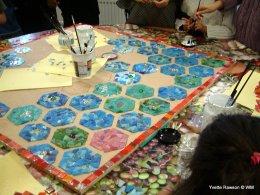 Redbridge mosaic FL 015