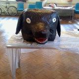 Swansea Jack Puppet head