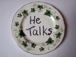 He Talks