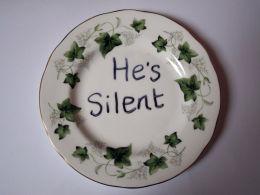 He's Silent