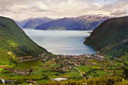 Vik and Sognefjorden