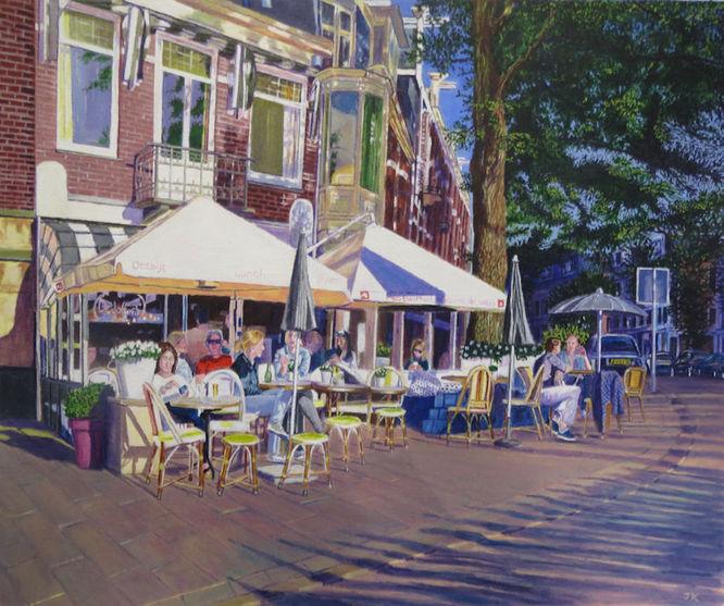 De Joffers restaurant in Amsterdam