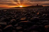 WS64 Dunstanburgh Sunrise