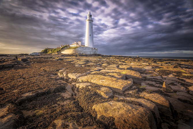 WS26 St Mary's Lighthouse